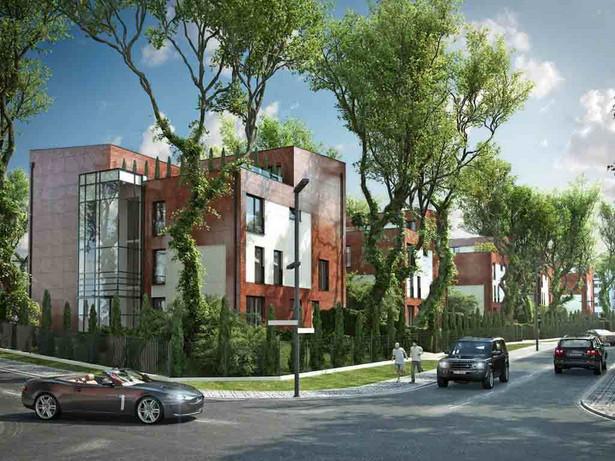 Hill Park Apartments