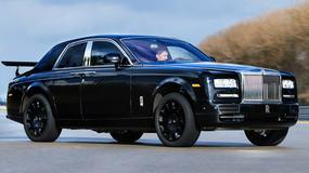 Project Cullinan - zapowiedź pierwszego SUV-a Rollsa
