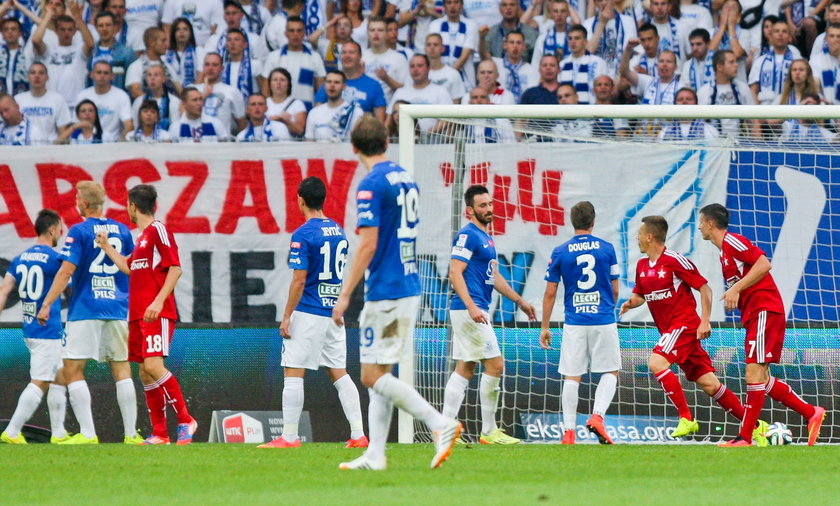 Lech Poznań vs. Wisła Kraków