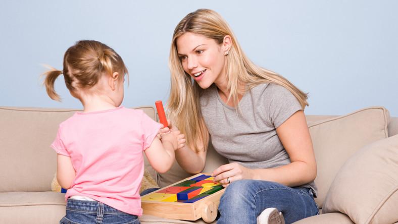 Czas poświęcony dziecku zaowocuje w przyszłości.