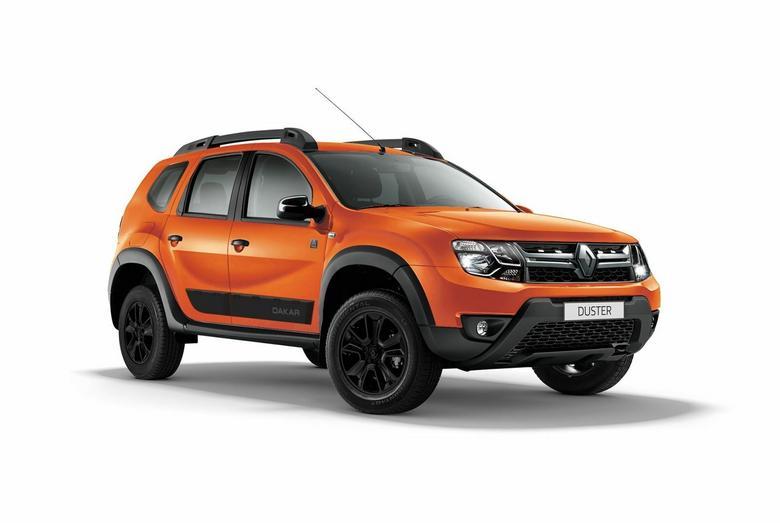 Renault Duster w wersji Dakar