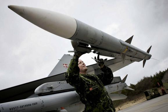Britanski borbeni avioni spremni za akciju