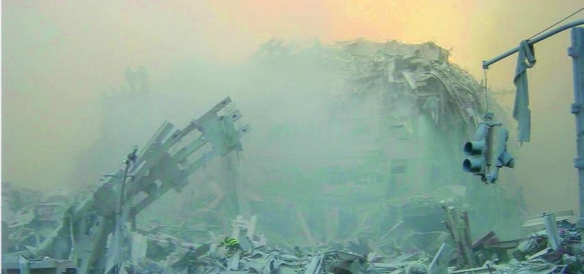 Polak usuwał skutki zamachów na WTC: śnię o tym koszmarze, jakby to było wczoraj