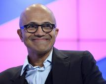 Satya Nadella jest CEO Microsoftu od 2014 roku