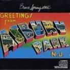"Bruce Springsteen - ""Greetings From Asbury Park, NJ"""