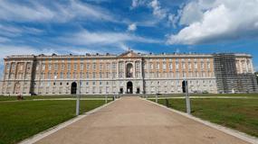 Amerykańscy żołnierze posprzątali Pałac Królewski w Casercie