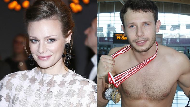 """28-letni aktor, Mateusz Banasiuk wystąpił m.in. w filmie """"Płynące wieżowce"""" oraz w serialu """"Na Wspólnej"""""""