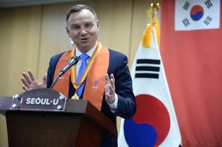 Duda: Ceremonia otwarcia igrzysk okazją do nieformalnych rozmów przywódców