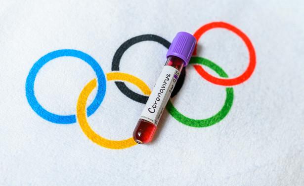 Igrzyska olimpijskie a koronawirus