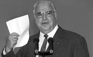 Nie żyje Helmut Kohl, były kanclerz Niemiec. Miał 87 lat