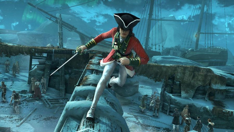 Obsuwa pecetowego Assassin's Creed III to już fakt