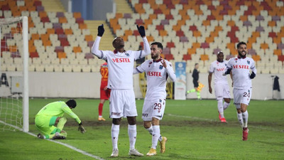Nigerian striker Anthony Nwakaeme on target in Turkey