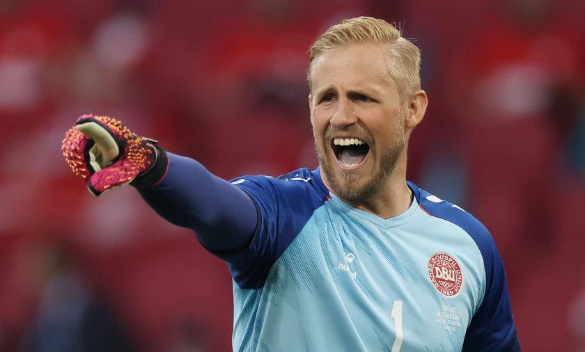 Kasper Schmeichel przypomniał Anglikom, że w przeciwieństwie do Danii, jeszcze nigdy nie byli mistrzami Europy