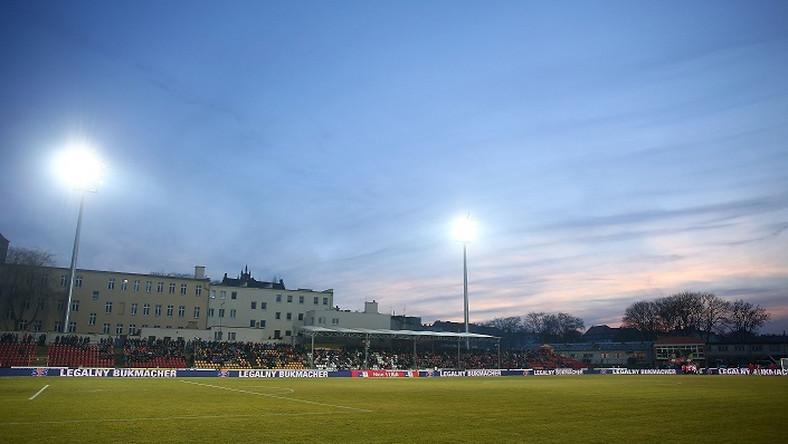 Stadion Chojniczanki Chojnice