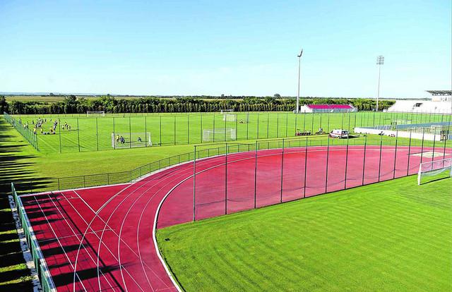 Sportski centar Stara Pazova FSS