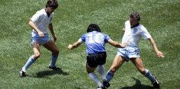 Koszulka Diego Maradony z meczu z Anglią nie na sprzedaż