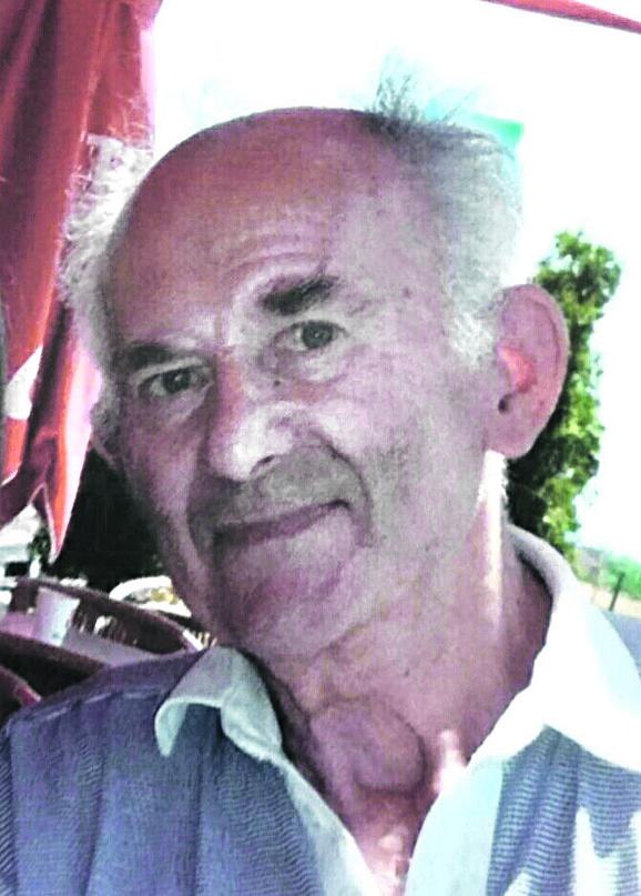 Svetislav Tonić je stradao na licu mesta