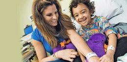 Przedszkolanka uratowała pięcioletnią dziewczynkę