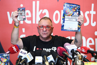 Jerzy Owsiak apeluje o przeciwdziałanie mowie nienawiści. 'Nie piszcie rzeczy, które są językiem pogardy'