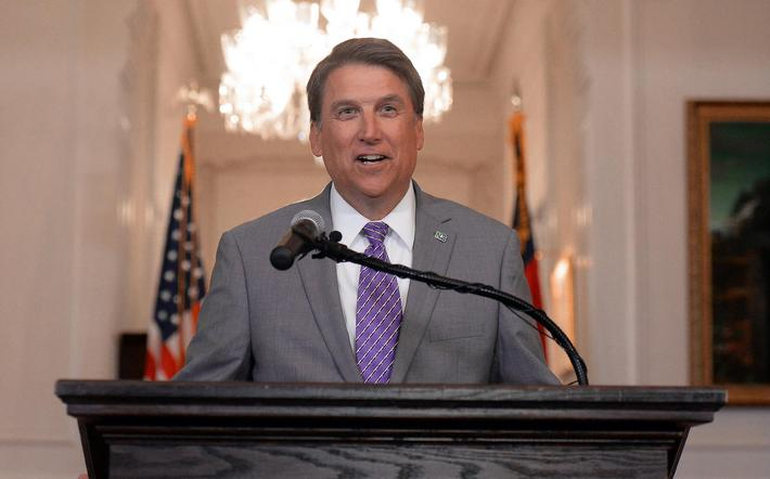 North Carolina governor sues feds, asks courts to determine if HB2 discriminates