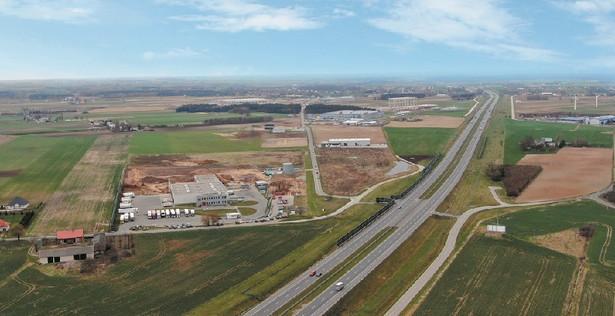 Brzeska Strefa Gospodarcza (fot. UG Brześć Kujawski)