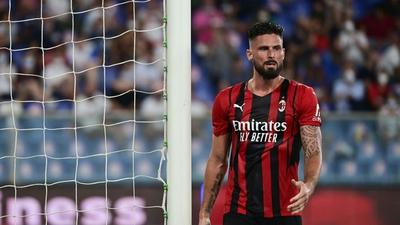 Giroud left out of France squad as Deschamps names new faces