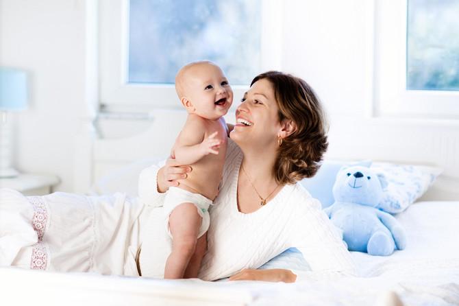 Bebe su osetljive, i bilo kakav novi nadražaj može da ih uznemiri