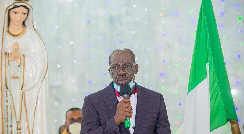 Obaseki asks prison escapees to return to prison by Friday or face the wrath of the law