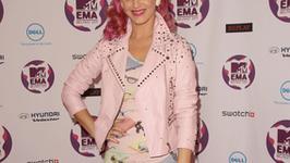 W co ubrały się gwiazdy na galę MTV EMA's?