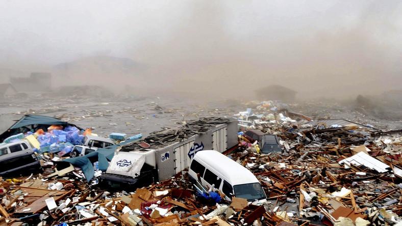 Kataklizm w Japonii. Koncerny motoryzacyjne wstrzymały produkcję