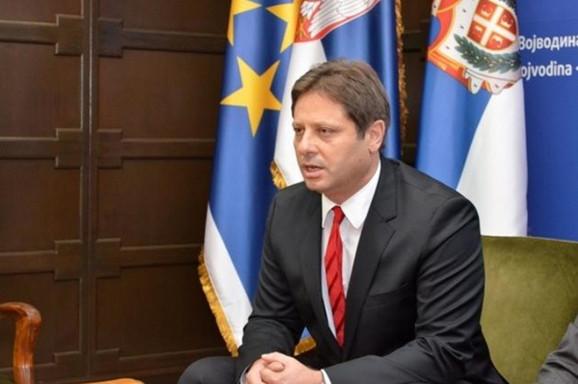 Nedeljko Kovačević, direktor Uprave za kapitalna ulaganja AP Vojvodine