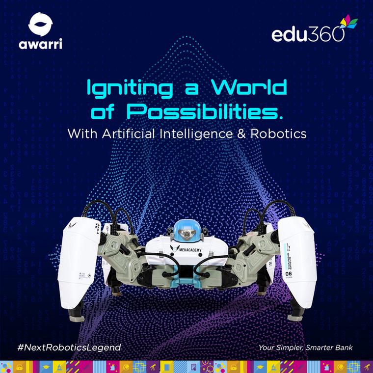 Unveiling the Next Robotics Legends!