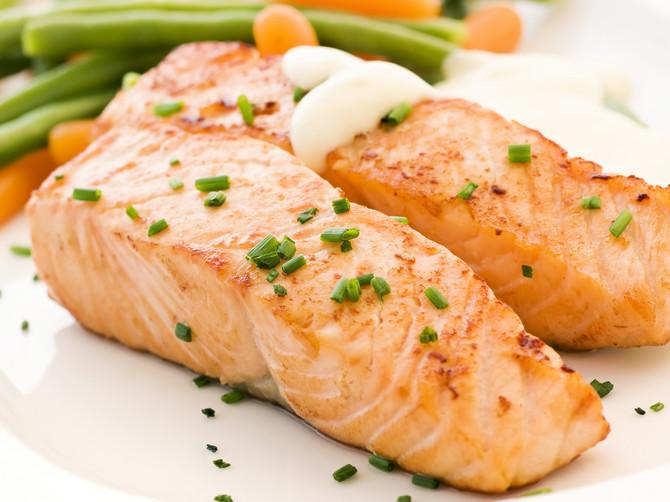 Ako želite da vaša deca jedu ribu, vi ćete morati da je se odreknete!