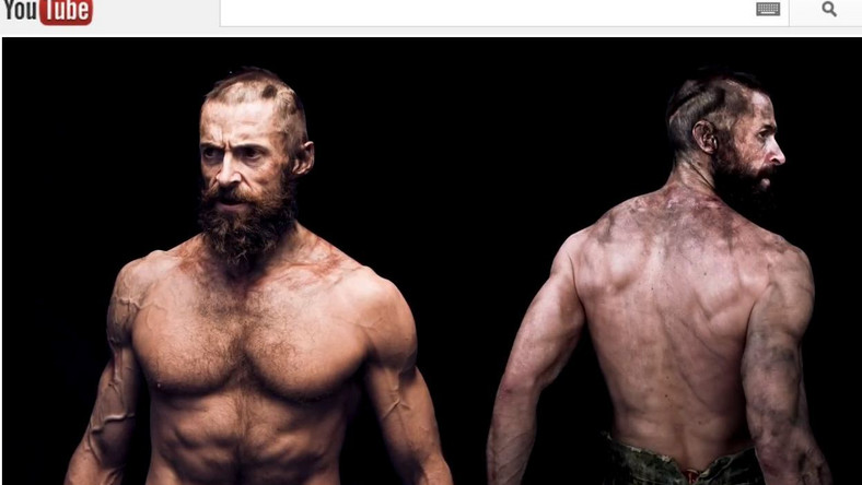 Jackman nie ma problemu z dostosowaniem wyglądu swojego ciała do reżyserskich wymogów, co udowodnił chociażby wcielając się w postać Wolverine'a.