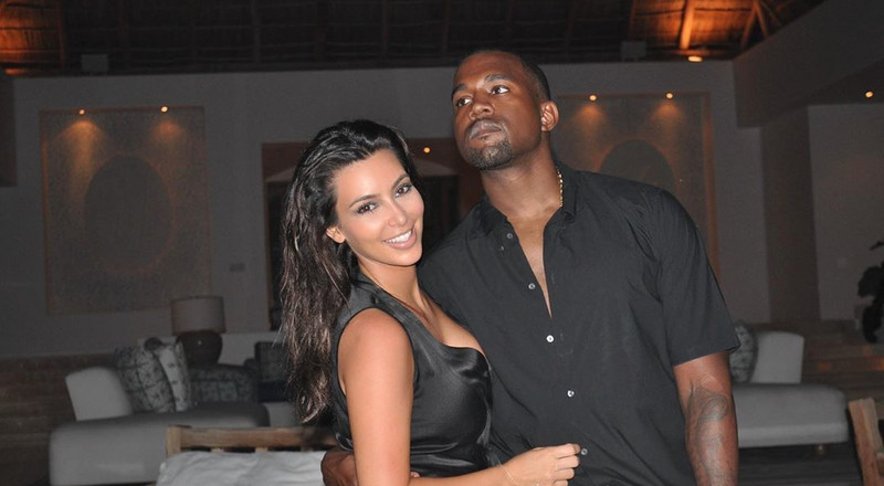 Kanye West says he's been trying to divorce wife Kim Kardashian in new tweets