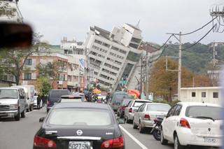 Tajwan: Już ponad 200 rannych w trzęsieniu ziemi
