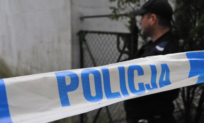 Łódź. Zwęglone ciało w centrum Łodzi. 4 osoby zatrzymane