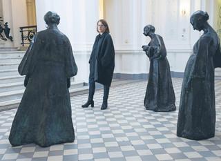 Hanna Wróblewska, szefowa Zachęty: Nie wierzę, że sztucznie da się wyprodukować jakieś elity [WYWIAD RIGAMONTI]