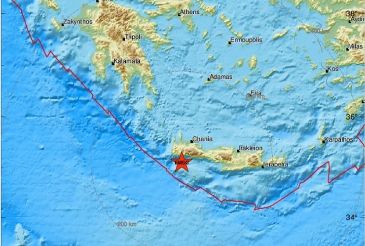 Zemljotres Krit1