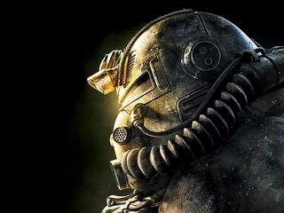 Screen z gry Fallout 76.