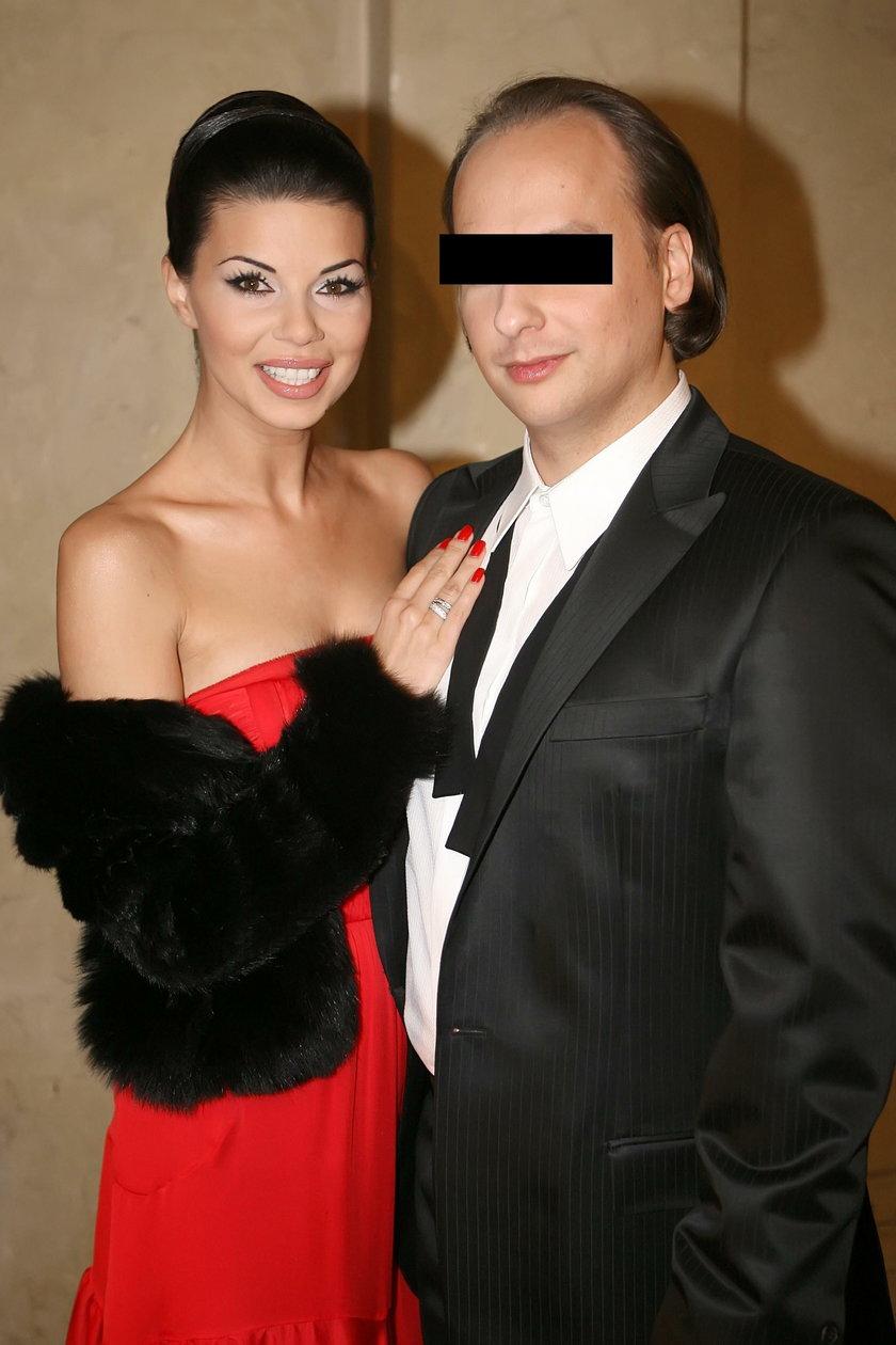 Edyta Górniak z byłym mężem