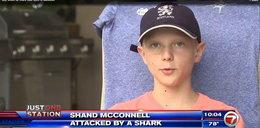 Koszmar na wakacjach. 12-latek zaatakowany przez rekina
