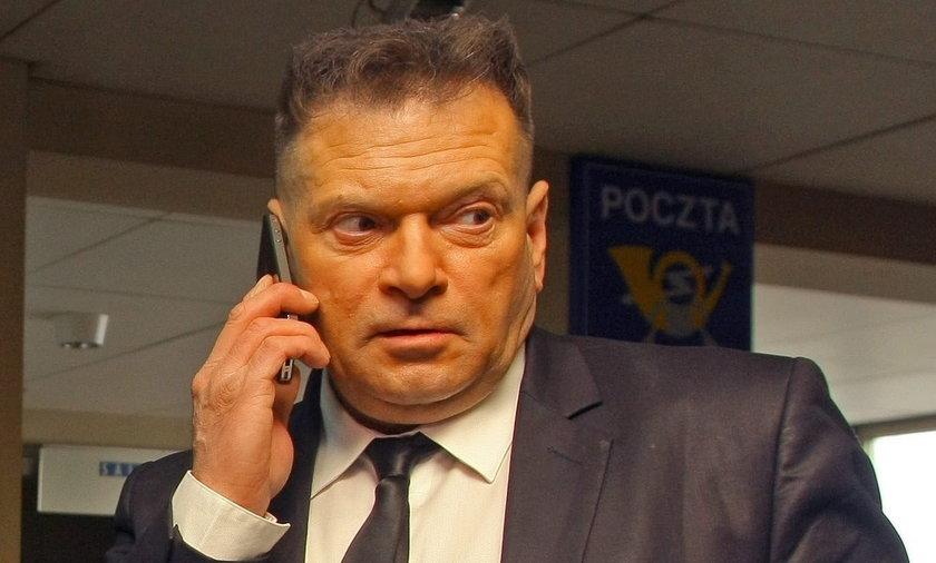 Krzysztof Rutkowski śledzi Euro 2012