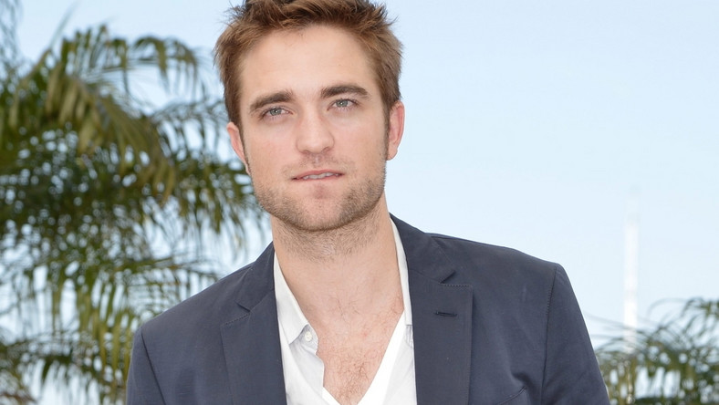 Robert Pattinson na festiwalu w Cannes