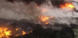 Ekologiczna katastrofa przy granicy z Polską! Zamknęli szkoły