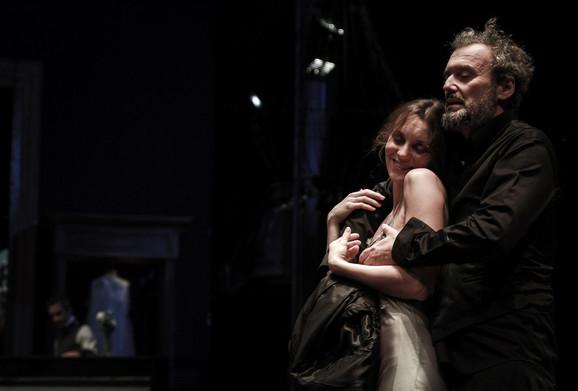 Briljirali: Nada Šargin kao Ana Petrovna i Nikola Ristanovski kao Ivanov
