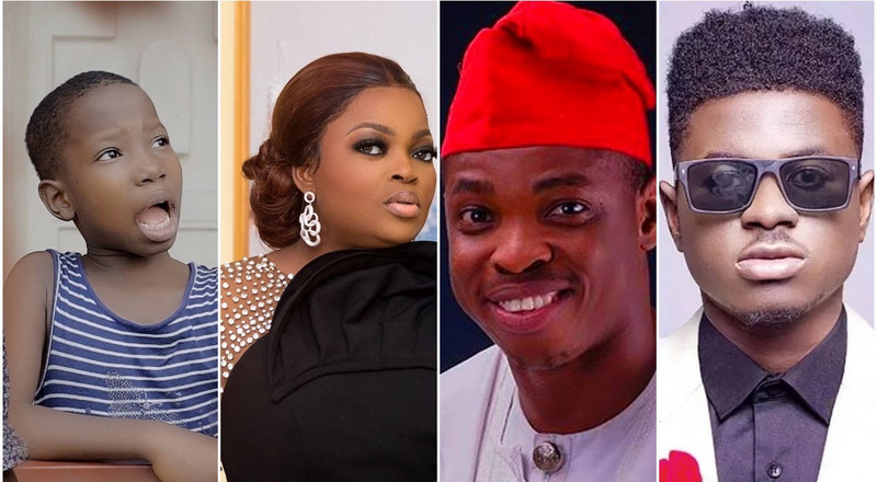Funke Akindele's 'Aiyetoro', Emmanuela top 15 Videos watched in Nigeria in 2019