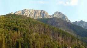 Giewont jak Piłsudski, Zamarła Turnia jak Jan Paweł II, kolej na Świnicę - szalone pomysły na inwestycje w Tatrach