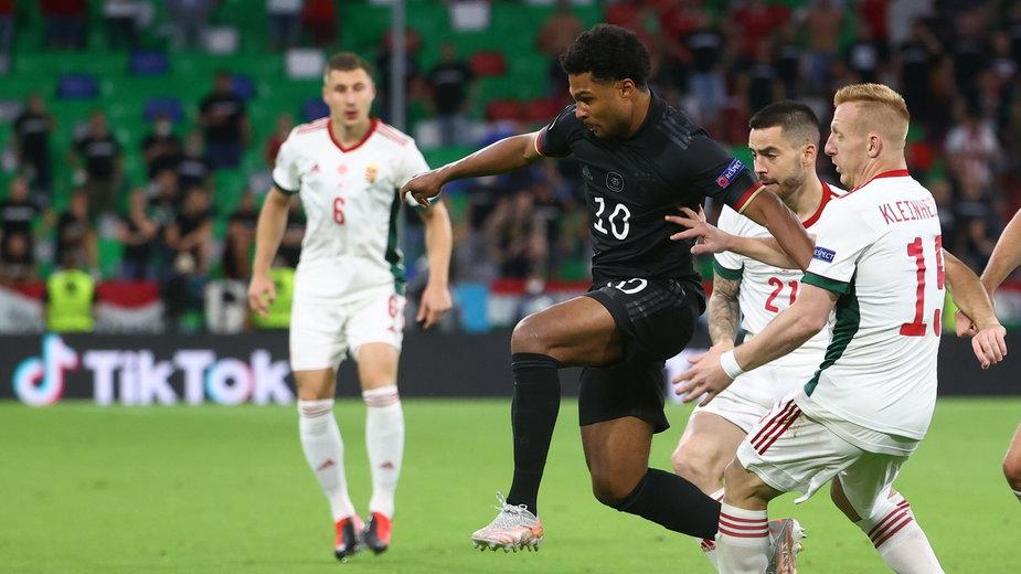 EURO 2020 (Niemcy - Węgry)