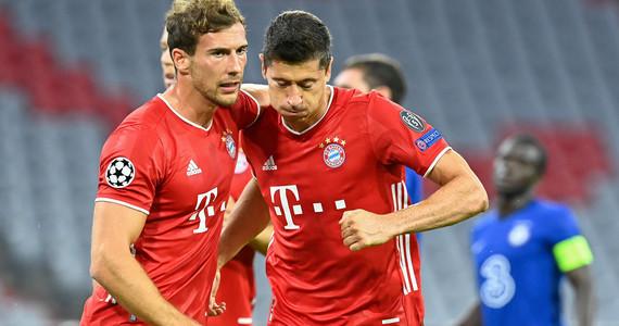 Liga Mistrzów: Bayern - Chelsea. Niemieckie media o wyczynie ...